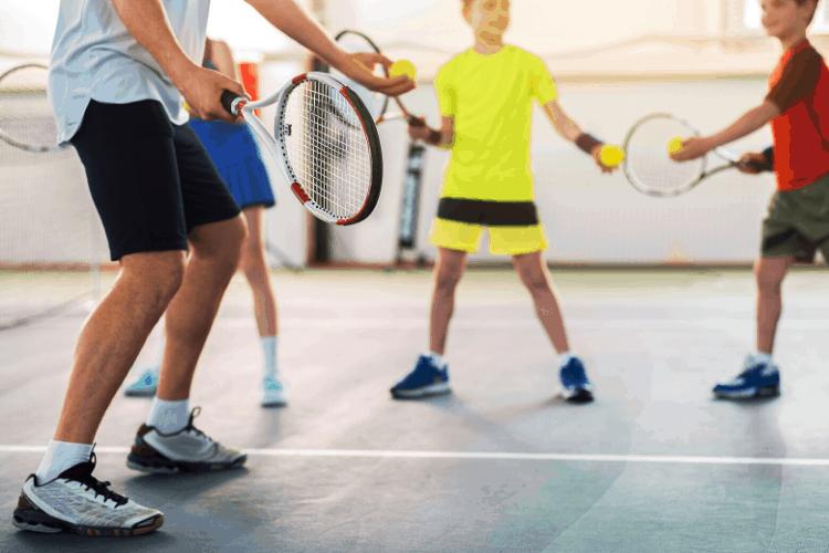 tennis good for kids
