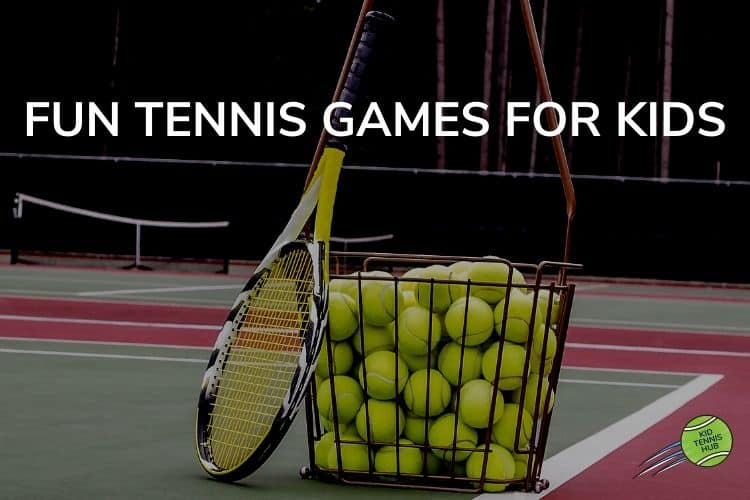 Best Tennis Games for Kids