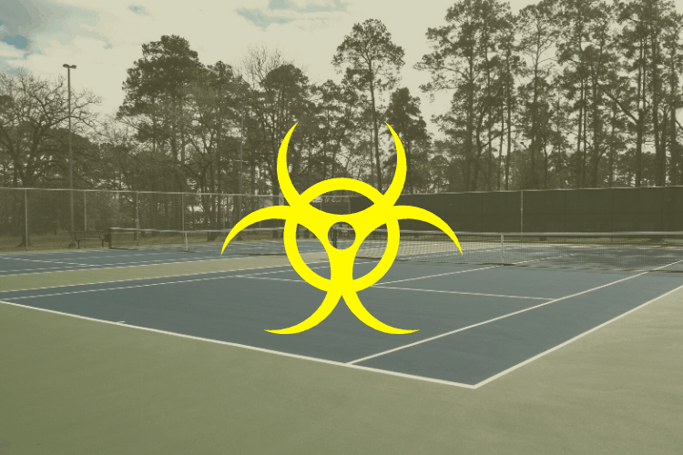 Read more about the article How to Play Tennis During COVID-19