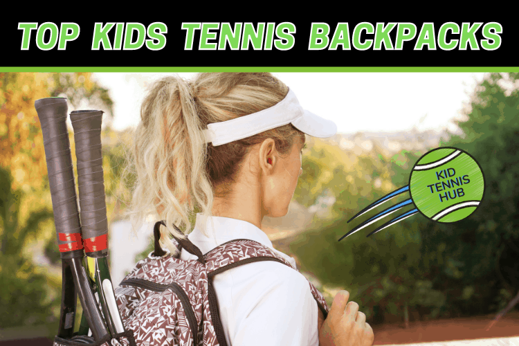 junior tennis backpack