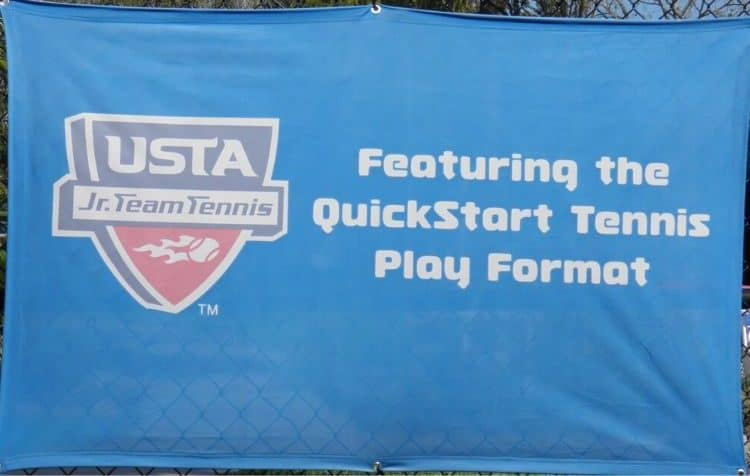 what is quickstart tennis