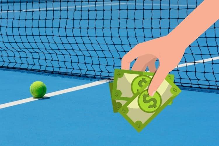 is kids tennis expensive