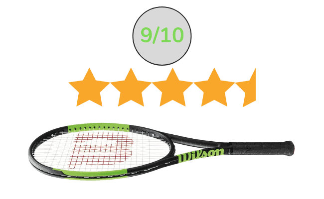 Read more about the article Wilson Blade 25 Junior Tennis Racket Review