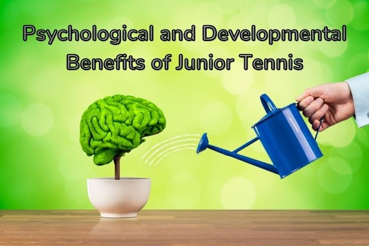 Developmental and Psychological Benefits of Kids Tennis