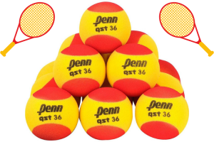 foam tennis balls for kids