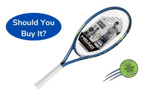 Head Speed Kids Tennis Racquet Review