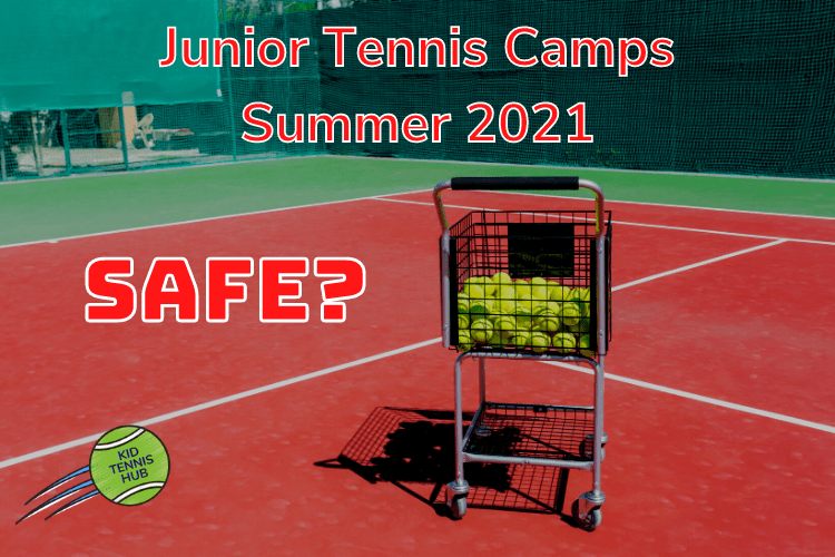 are summer kids tennis camps happening