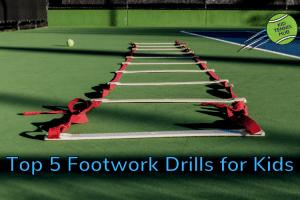 junior tennis footwork drills